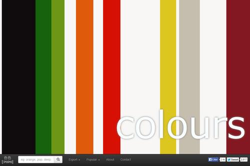色色 [:iroiro]のサイトイメージ