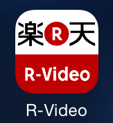 R-Videoアイコン