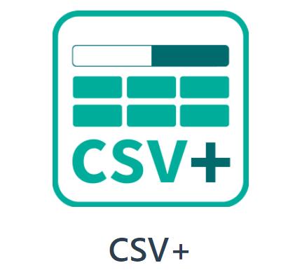 Csv+アイコン
